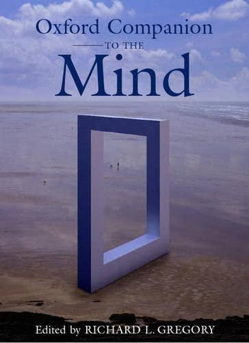 9780198662242: The Oxford Companion to the Mind 2/e (Oxford Companions)