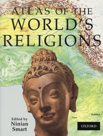 9780198662358: Atlas of the World's Religions
