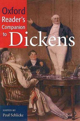 9780198662532: Oxford Reader's Companion to Dickens