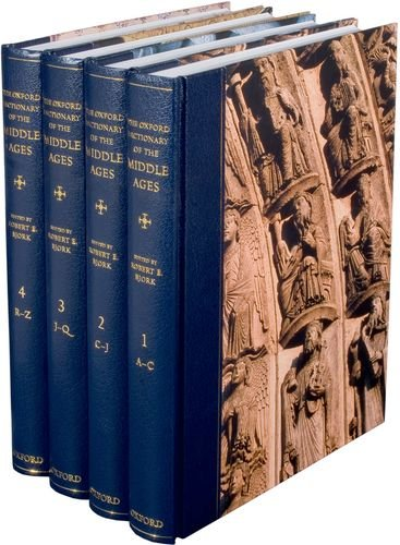 9780198662624: The Oxford Dictionary of the Middle Ages (0)