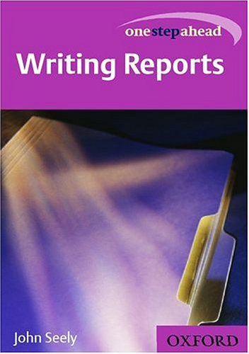 9780198662839: Writing Reports
