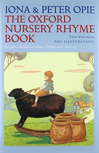 9780198691129: The Oxford Nursery Rhyme Book