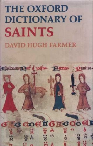 9780198691204: Oxford Dictionary of Saints