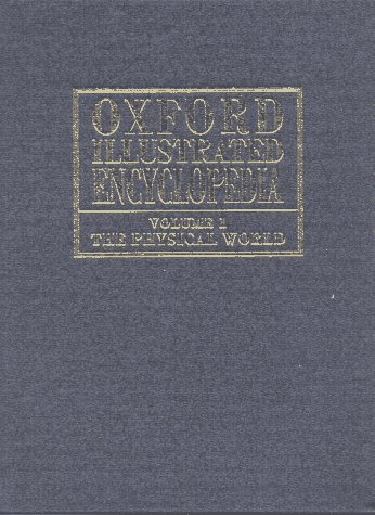 Oxford Illustrated Encyclopedia (Broken Volumes)