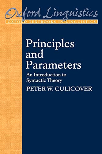 Principles and Parameters