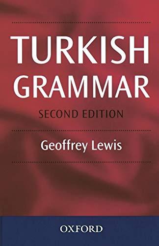 9780198700364: Turkish Grammar