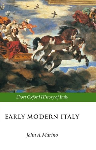 9780198700418: Early Modern Italy: 1550-1796 (Short Oxford History of Italy)