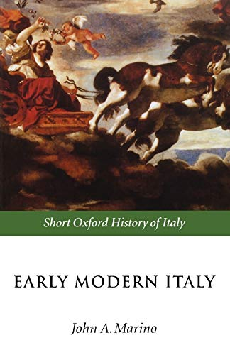 9780198700425: Early Modern Italy: 1550-1796 (Short Oxford History of Italy)