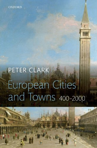 9780198700548: European Cities and Towns: 400-2000