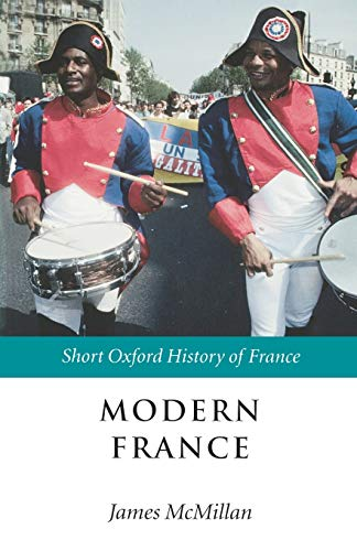 9780198700593: Modern France: 1880-2002 (Short Oxford History of France)