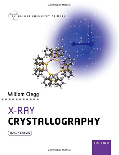 9780198700975: X-Ray Crystallography (Oxford Chemistry Primers)