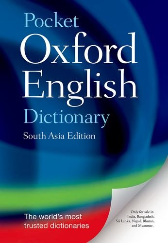 9780198700982: Pocket Oxford English Dictionary by Oxford Dictionaries (2013) Hardcover