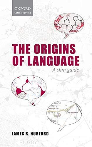 9780198701668: Origins of Language: A Slim Guide