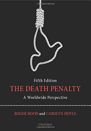 9780198701743: The Death Penalty: A Worldwide Perspective