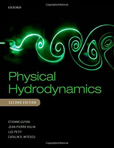 9780198702450: Physical Hydrodynamics