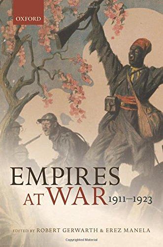 9780198702511: Empires at War: 1911-1923 (Greater War)