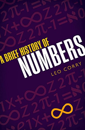 9780198702597: A Brief History of Numbers