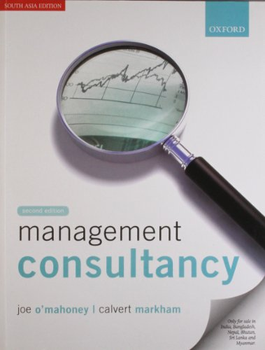 Management Consultancy (Second Edition): O` Mahoney