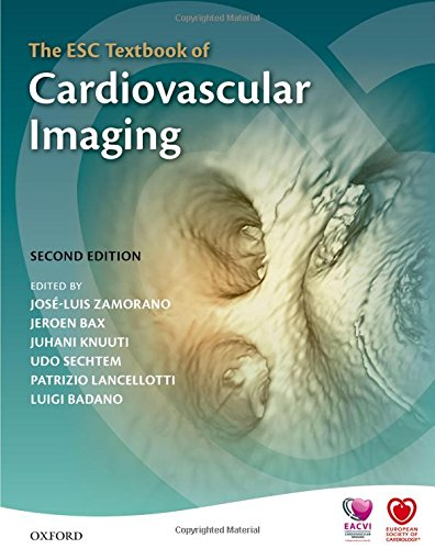 9780198703341: The ESC Textbook of Cardiovascular Imaging (The European Society of Cardiology Textbooks)