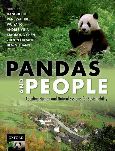9780198703549: Pandas and People: Coupling Human and Natural Systems for Sustainability