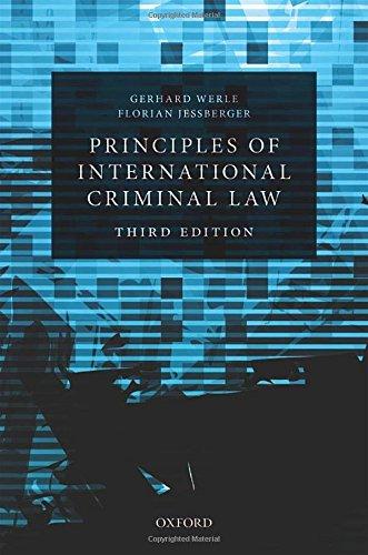 9780198703594: Principles of International Criminal Law