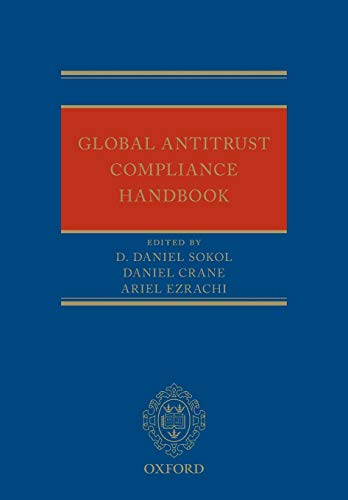 9780198703846: Global Antitrust Compliance Handbook