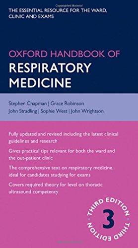 9780198703860: Oxford Handbook of Respiratory Medicine (Oxford Medical Handbooks)
