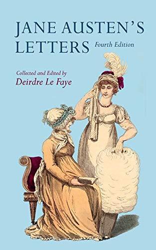 9780198704492: Jane Austen's Letters