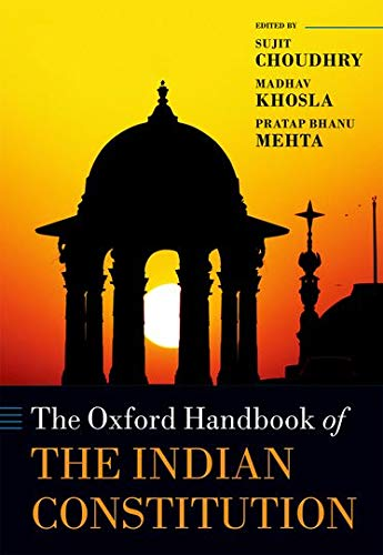 9780198704898: The Oxford Handbook of the Indian Constitution (Oxford Handbooks)