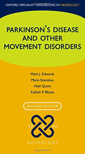 9780198705062: Parkinson's Disease and other Movement Disorders (Oxford Specialist Handbooks)