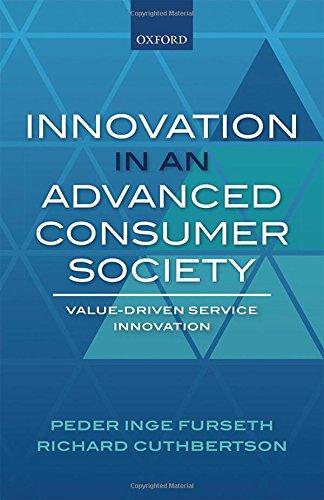 9780198705116: Innovation in a Consumer Society