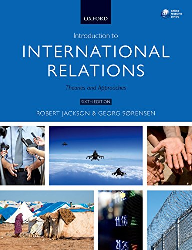 9780198707554: Introduction to International Relations: Theories and Approaches