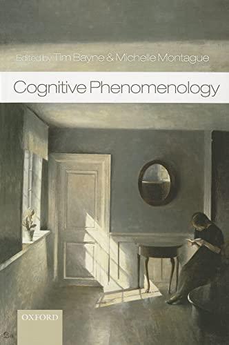 9780198708032: Cognitive Phenomenology