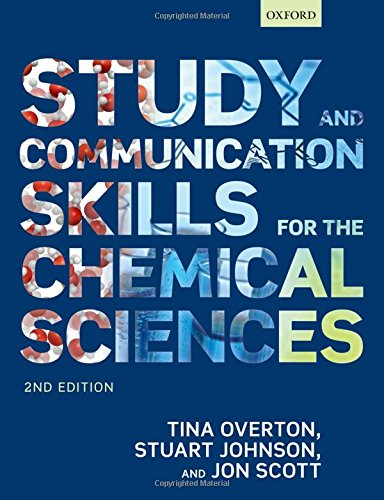 9780198708698: Study and Communication Skills for the Chemical Sciences