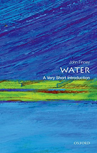 9780198708728: Water: A Very Short Introduction (Very Short Introductions)