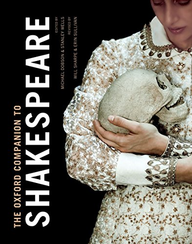 9780198708735: The Oxford Companion to Shakespeare