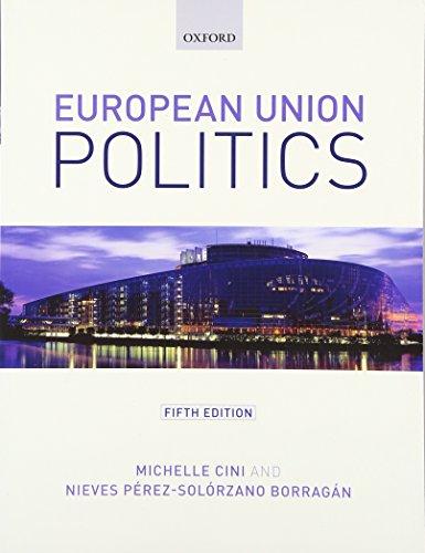 9780198708933: European Union Politics