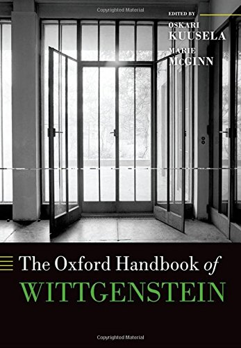 9780198708995: The Oxford Handbook of Wittgenstein (Oxford Handbooks)