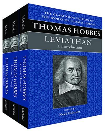 9780198709084: Thomas Hobbes: Leviathan