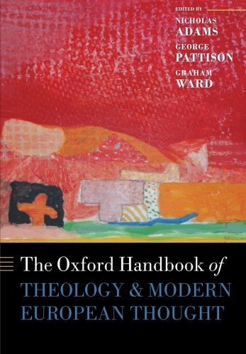 9780198709800: The Oxford Handbook of Theology and Modern European Thought
