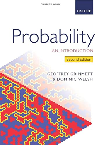 9780198709978: Probability: An Introduction