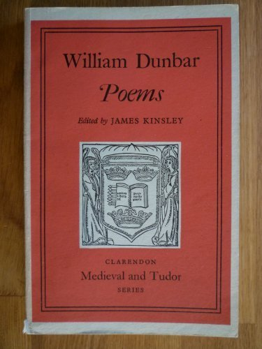 9780198710172: Poems (Clarendon Mediaeval & Tudor)