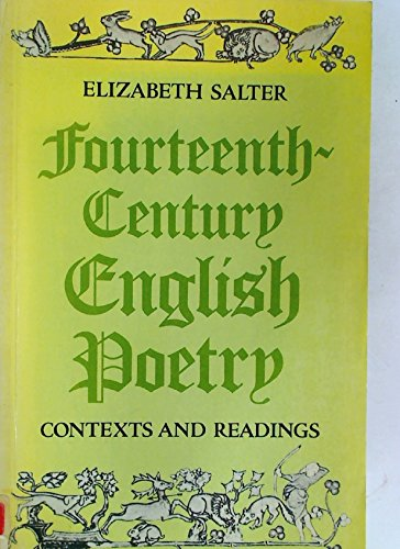 9780198711025: Fourteenth-Century English Poetry: Contexts and Readings