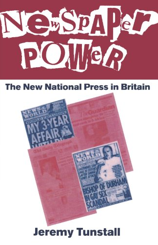 9780198711339: Newspaper Power: The New National Press in Britain