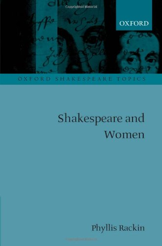9780198711988: Shakespeare and Women