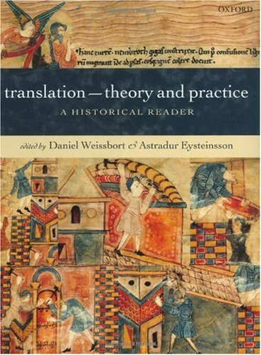 9780198711995: Translation - Theory and Practice: A Historical Reader