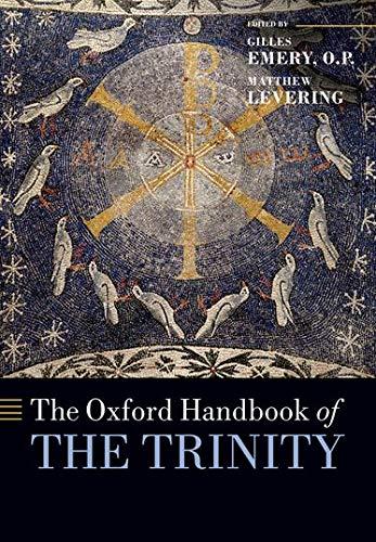 9780198712138: The Oxford Handbook of the Trinity
