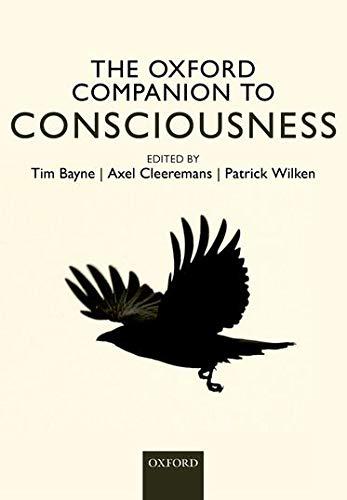 9780198712183: The Oxford Companion to Consciousness