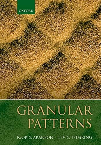 9780198712411: Granular Patterns