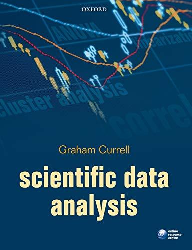 9780198712541: Scientific Data Analysis